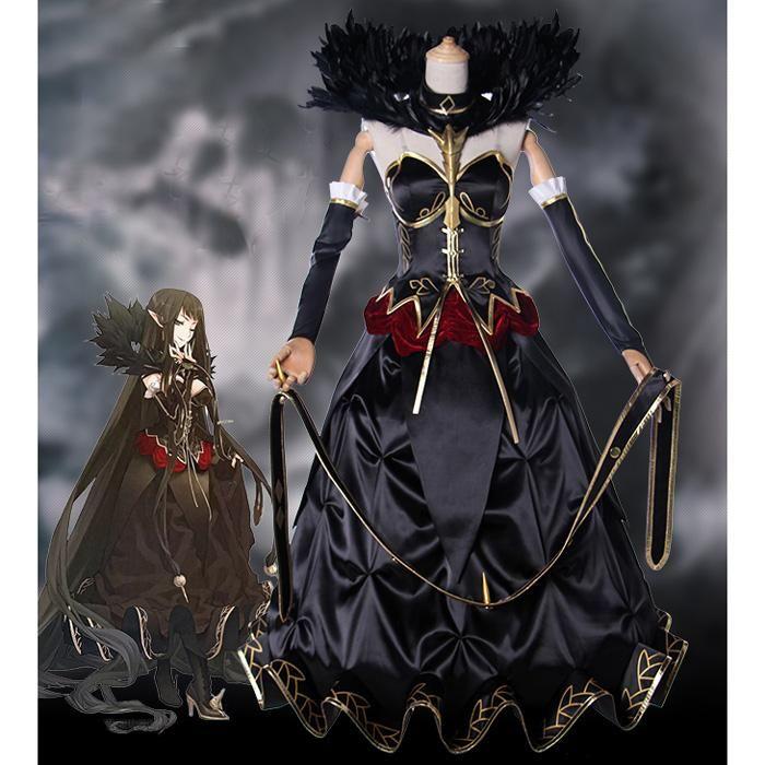 Cosplay Wig for Fate Apocrypha Semiramis Sammu-ramat