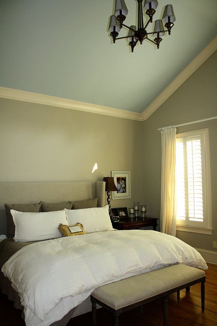 Crown molding for vaulted ceilings - Crown Molding On A Slanted Ceiling