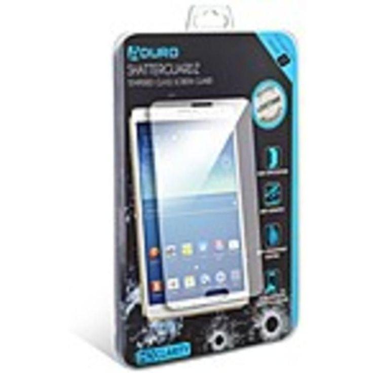 Aduro SHG-GTS8-HDCL ShatterGuardz Tempered Glass Screen Protector - F- Samsung Galaxy TAB S