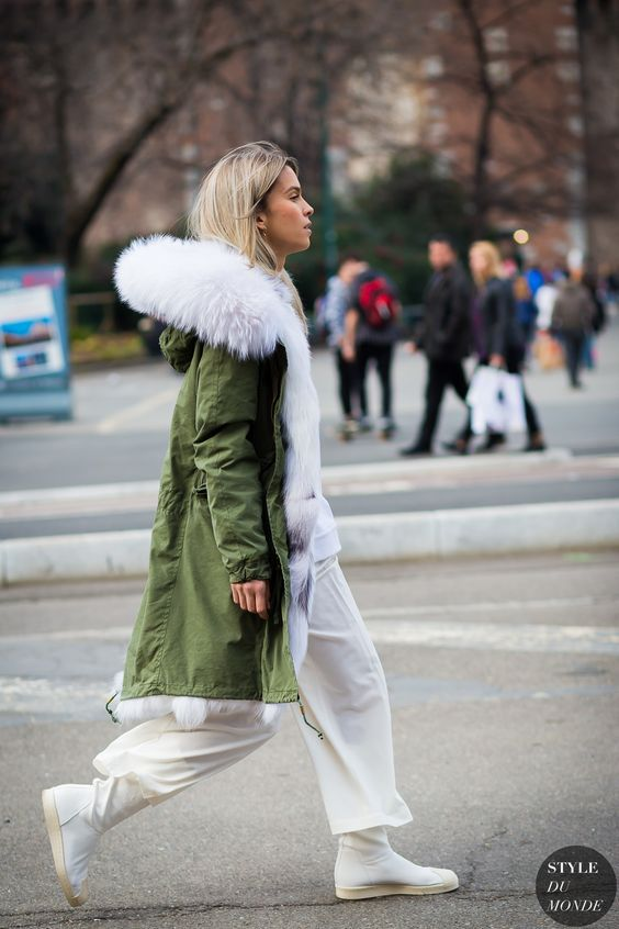 best parkas for nyc winter: don't hate on them