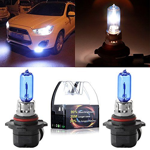 Premium AC 100W Xenon Light Headlight Conversion HID Bulbs H8//H9//H11 6K//8K//10K