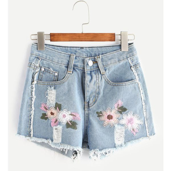 Best 25  Blue jean shorts ideas on Pinterest | Jean shorts, Levi ...