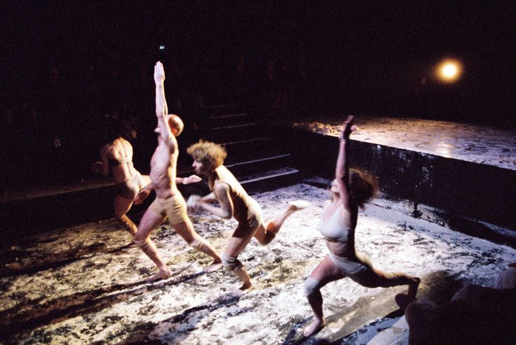 RISE. Accumulation. Dancers: Natalie Hona, Alana Sargent, Brian Grannan, Anne Brashier