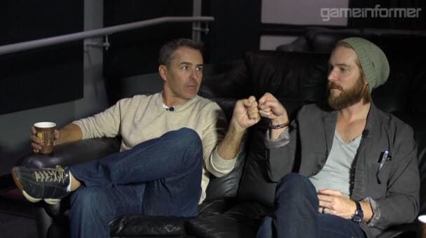 Nolan North - Troy Baker: my 2 favorite game character voices