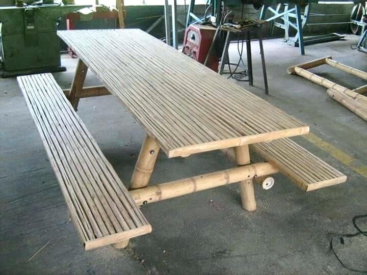 Image result for outdoor bamboo furniture | Bamboo furniture ...