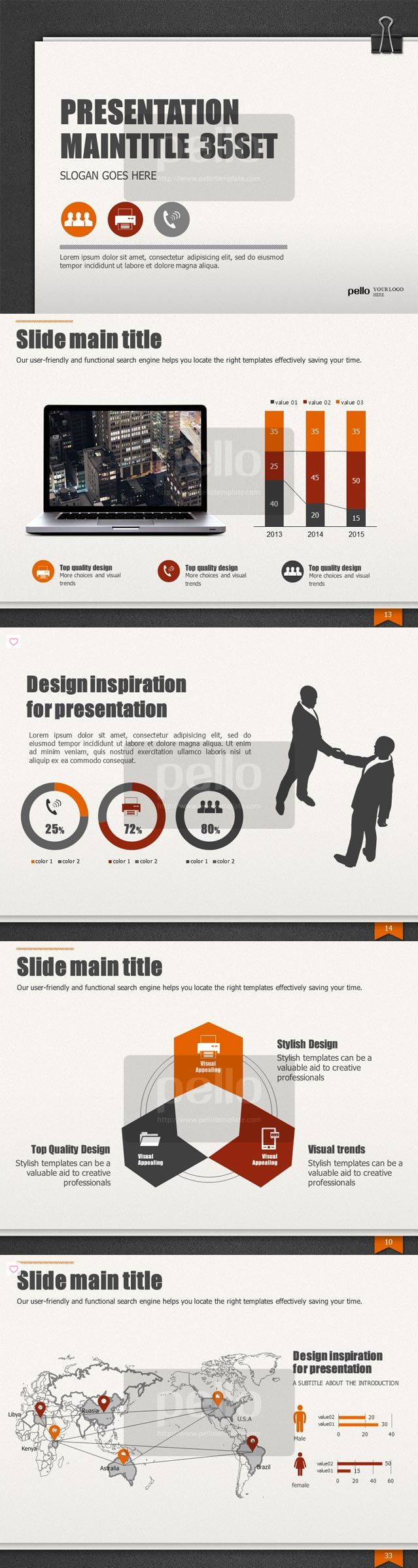 85 best good pello ppt templates images on pinterest ppt good pello introduces a highly versatile powerpoint template design perfect for business and college report presentations features 35 full hd easy to edit toneelgroepblik Gallery