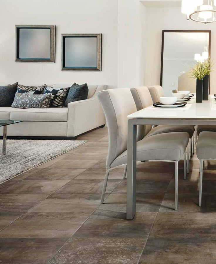 The Ragno Tile Accentuates Beautiful Open Floor Plan And Design Adds Dimension To Room This Style
