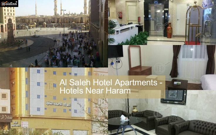 Al Saleh Hotel Apartments is one of the #lowpricehotelsinmadinah and also Hotel near Al Masjid Al Haram and Al Masjid Al Nabawi. This Hotel Belongs to 2 star hotels in madinah Near Haram Click here to get detail of #hotelBooking https://goo.gl/Jf6fX3 #Travel #Madinahhotelnearharam