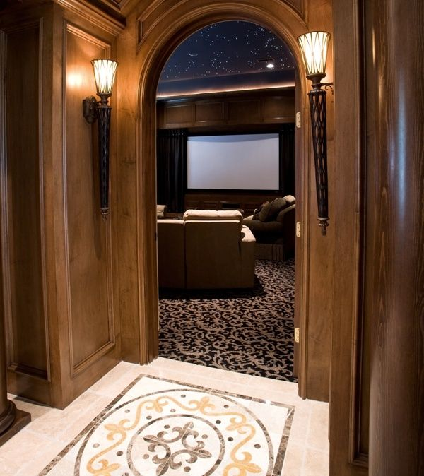 79 Best Media/ Home Theater Design Ideas Images On