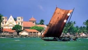 Negombo is perfectly located within the 8km from the Bandaranaike International Airport in Sri Lanka.The wide sandy beaches and the safe sea are the major attractions and many more to see in the city.
