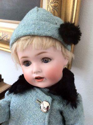 JD Kestner antique Baby Doll Mold 257
