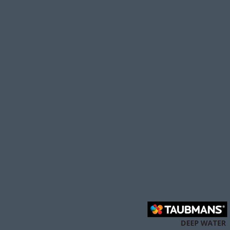 #Taubmanscolour #deepwater