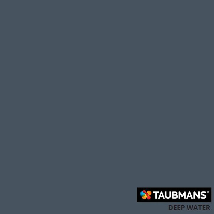 Taubmans Australia Colour: Deep Water T146-8