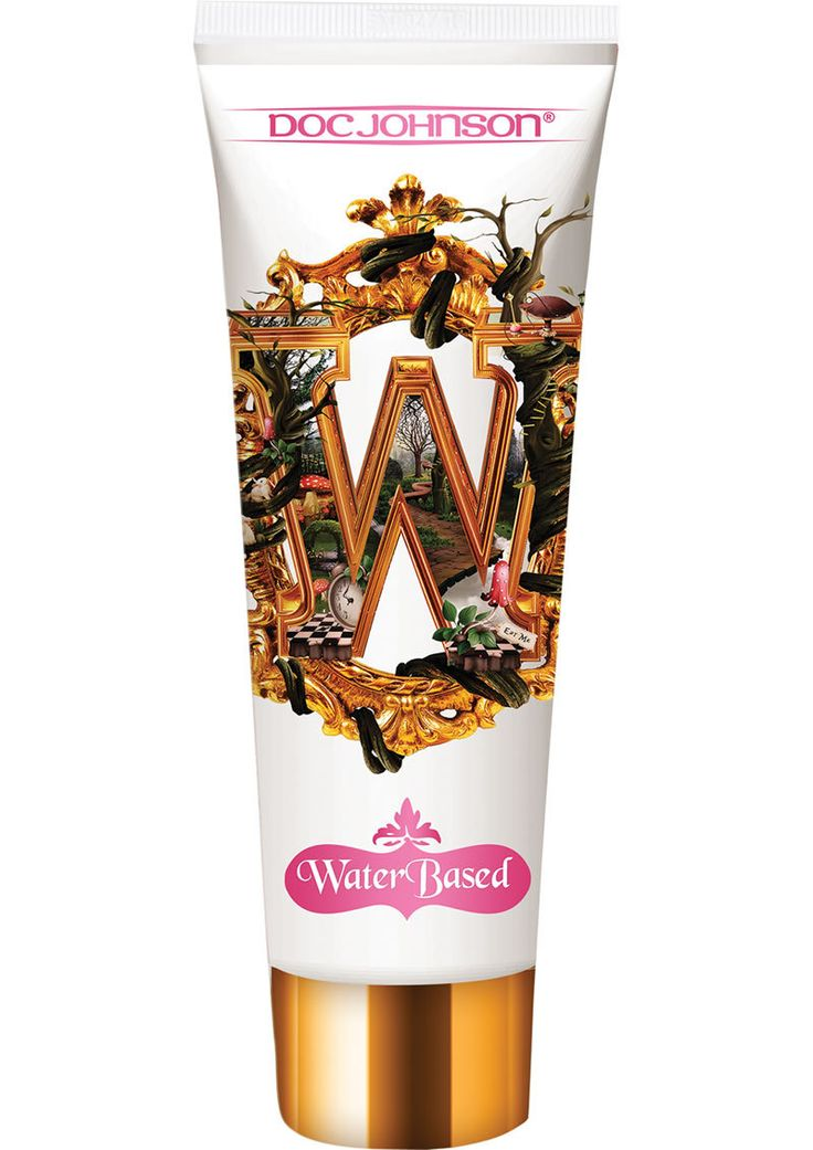 Buy Wonderland Water Base Personal Lube 4 Ounce online cheap. SALE! $12.49