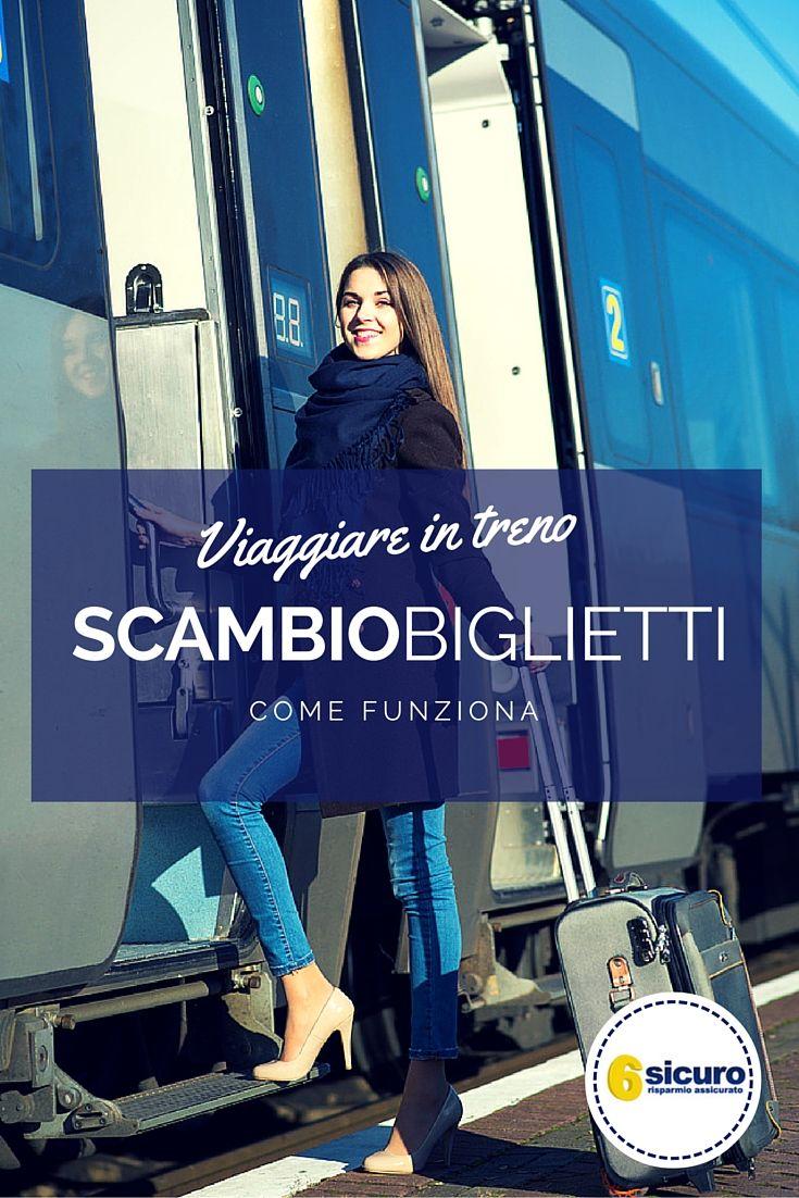 Viaggi in treno: scambia i biglietti e risparmia! Guida ai portali e come funziona #Italy #viaggiare