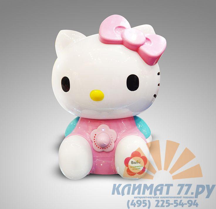 Увлажнитель ультразвуковой Ballu UHB-250 Hello Kitty M (механика)  Увлажнители воздуха Ballu Hello Kitty – яркие, привлекательные и очень полезные приборы для комнаты Вашего малыша! Они позаботятся о здоровье самых маленьких членов Вашей семьи без лишних хлопот для Вас, а каждая из моделей серии станет не только незаменимой деталью детской комнаты, но и отличным подарком на любой праздник.