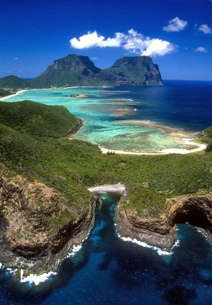 Lord Howe Island, Australia | View Retreats #travel