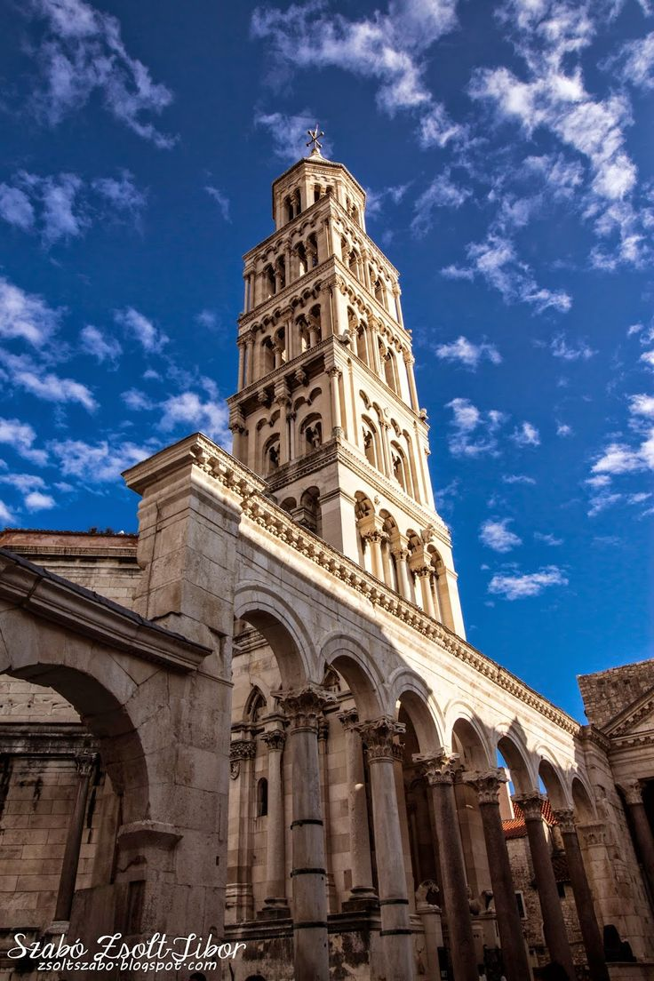 Cathedral of Saint Domnius Split, Croatia