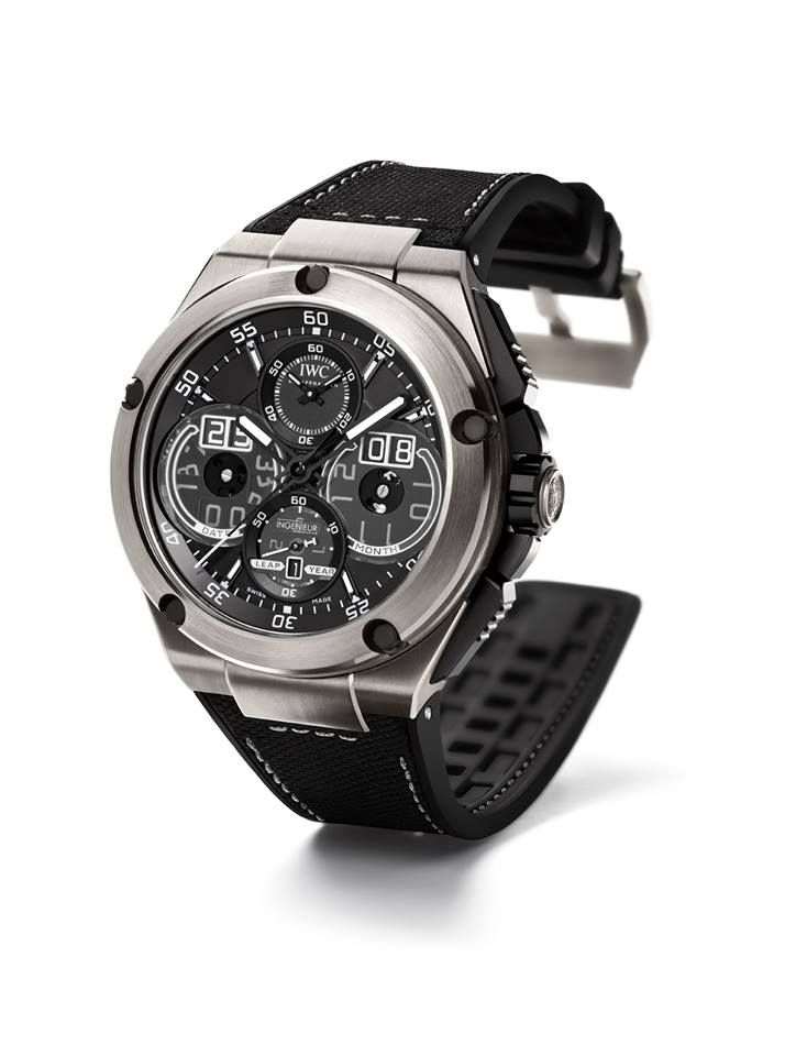 ♠ IWC Perpetual Calendars #Men #Watches #Lifestyle
