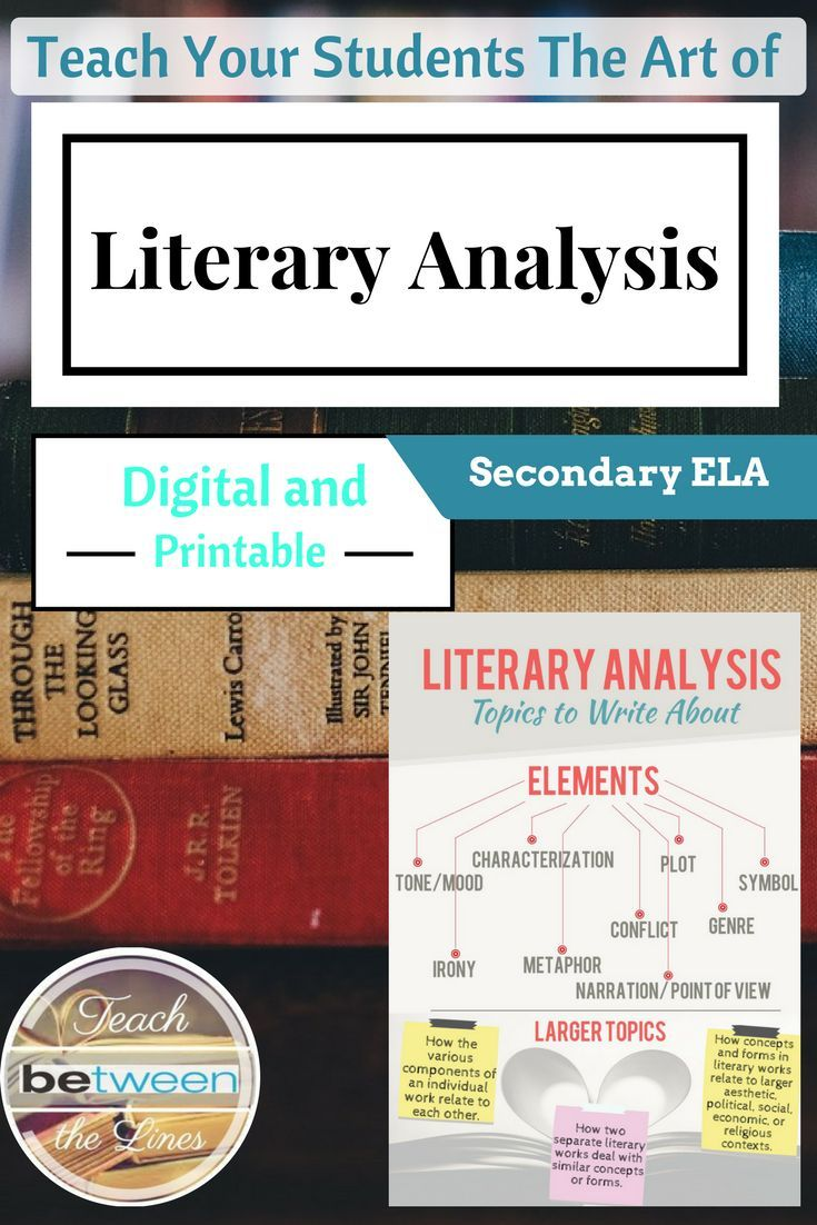 an analysis of writing literary works Write my essay on literature analysis of a work from the perspective of a quotation do you need help with your school work here at the global writers network we have been helping students like you work smart since 2006.