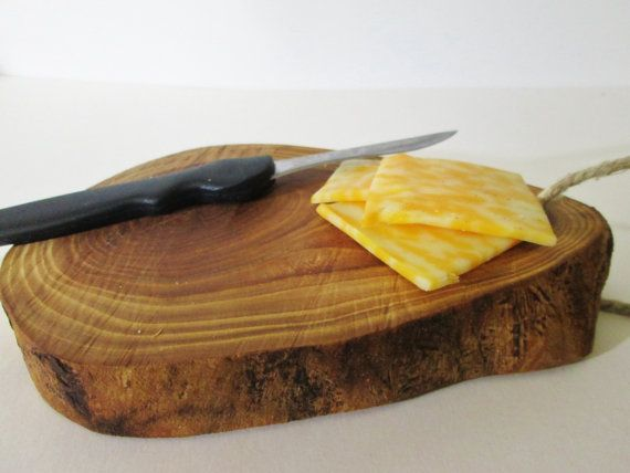 Small Cheese Board Small Cutting Board by DivineRusticCreation, $15.00