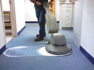If that floor has dirt, scuff marks or wax buildup, then they may be less than impressed with your business. This easily overlooked quality can even be the thing that breaks important sales.