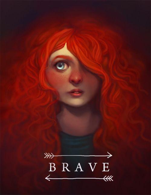 Merida Brave