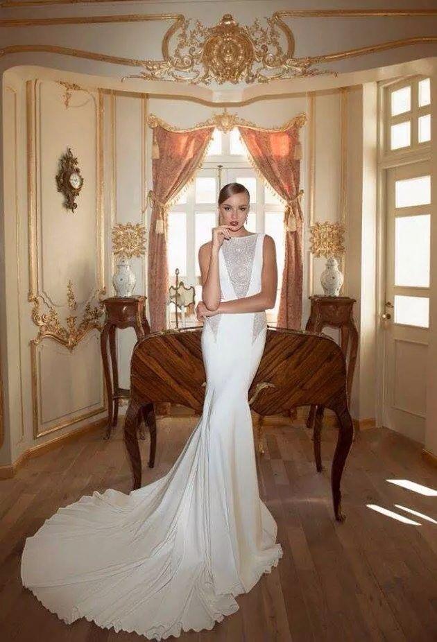 Glamorous bridal