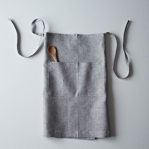 If you don't already know Fog Linen...they are may fav!!!! Midi Fog Linen Apron on Provisions by Food52