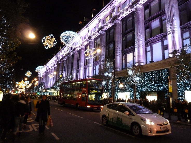 Christmas in London (England/United Kingdom) // Weihnachten in London (Grossbritannien) // Kerst in Londen (Groot-Brittannië)    http://www.belvilla.com , http://www.belvilla.de , http://www.belvilla.nl