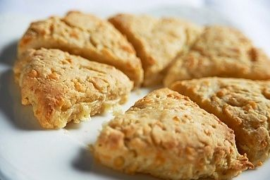 My Slimming World Cheese Scone Recipe