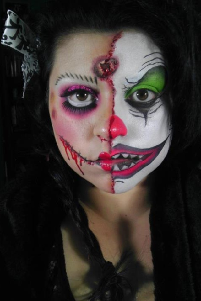 70 best Halloween face make up images on Pinterest | Costumes ...