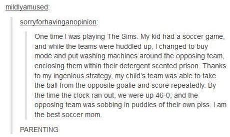 """16 Photos That Prove """"The Sims"""" Is The Weirdest Fucking Game"""