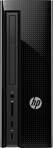 awesome 2017 Flagship HP Slimline 270 Premium High Performance Business Desktop – Intel Quad-Core i7-7700T P.9GHz, 8GB DDR4, 1TB HDD, DVDRW, HDMI, WLAN, Bluetooth, USB A.zero, Win 10