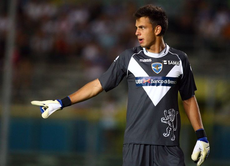 Nicola Leali, Brescia, Serie B 2012-2013.