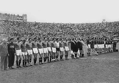 Maggio 1947: un Toro tutto azzurro