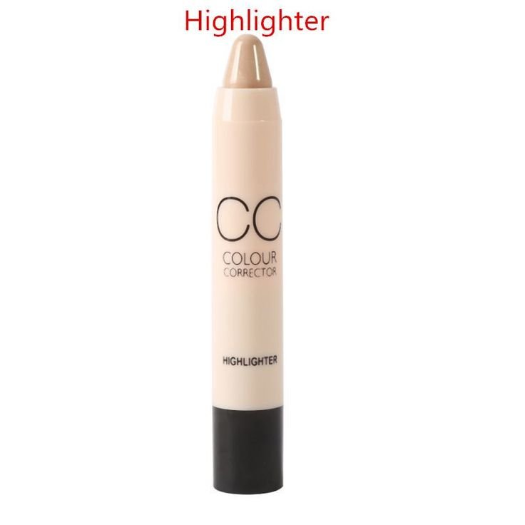 Face Makeup CC Color Corrector Blemish Concealer Cream Base Palette Pen Pencil Corretivo Stick By Menow Cosmetic 6 Colors Y6