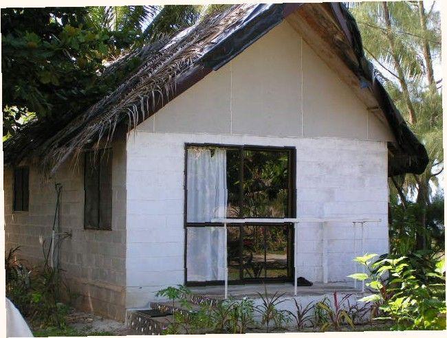 Tom's Beach Cottage, Aitutaki, Cook Islands
