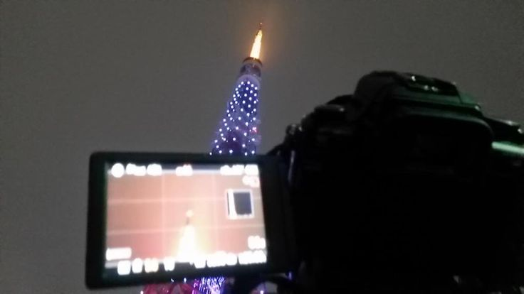 That's #Tokyotower in the background. Weather was Shit but managed to capture acceptable shots. #lumix #gh2