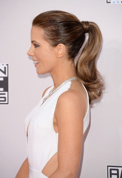 Wavy Ponytail - Kate Beckinsale's Most Inspiring Hairstyles - Photos