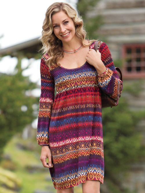 Travel Knit Dress