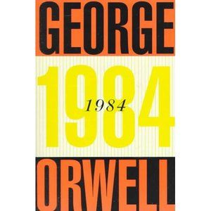 1984: Worth Reading, Reading Worth, 25 Books, Neat Books, George Orwell, Books Club, Books Worth, Favourit Books, Books Reading