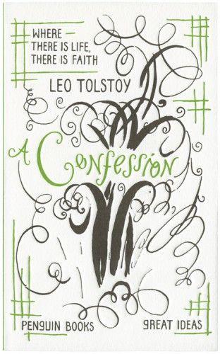 a confession author leo tolstoy publisher penguin books ltd designer david