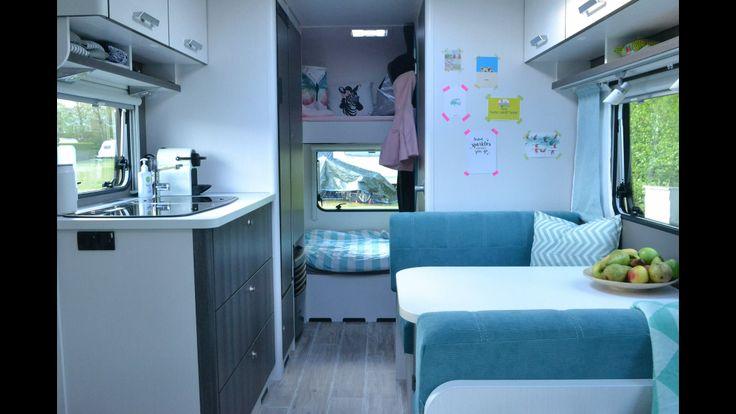 Dit is m dan! Ons strandhuisje voor deze 3 maanden #Dethleffs C'Go! Meer foto's zien: www.emmertjeschepje.nl