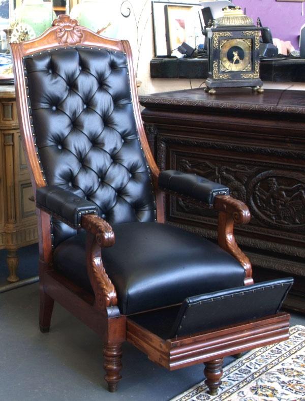 Mejores 30 imágenes de English Leather Chairs en Pinterest | Sillas ...
