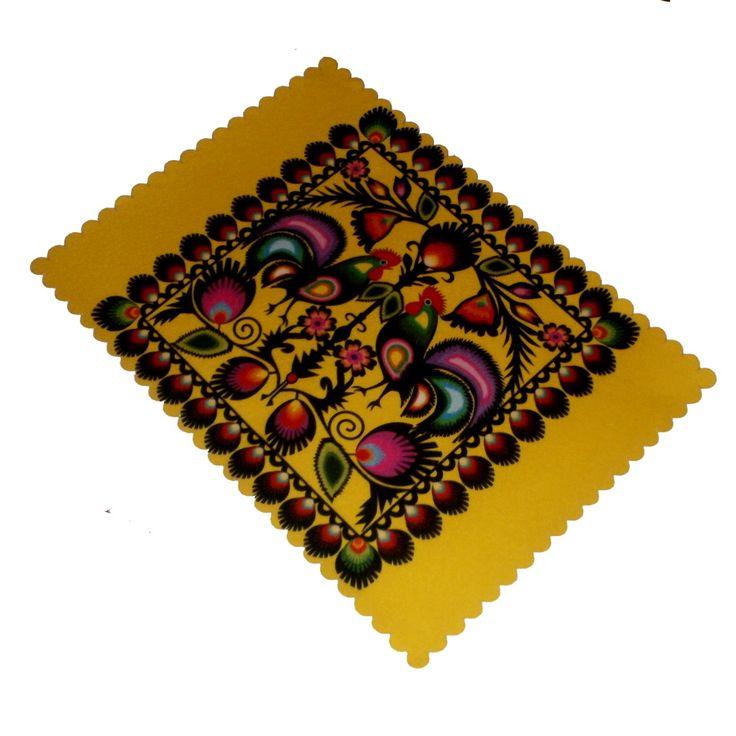 Designer decorative #Folk #pad on the #table № gd332