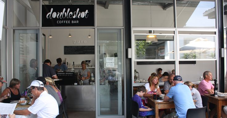 If you find yourself on the Garden Route, do yourself a favour and pop in here. You'll find Espresso Lab coffee, prepared just as well as it is at the source, and a handful of tasty bites. http://ilovecoffee.co.za/reviews/doubleshot-plett/