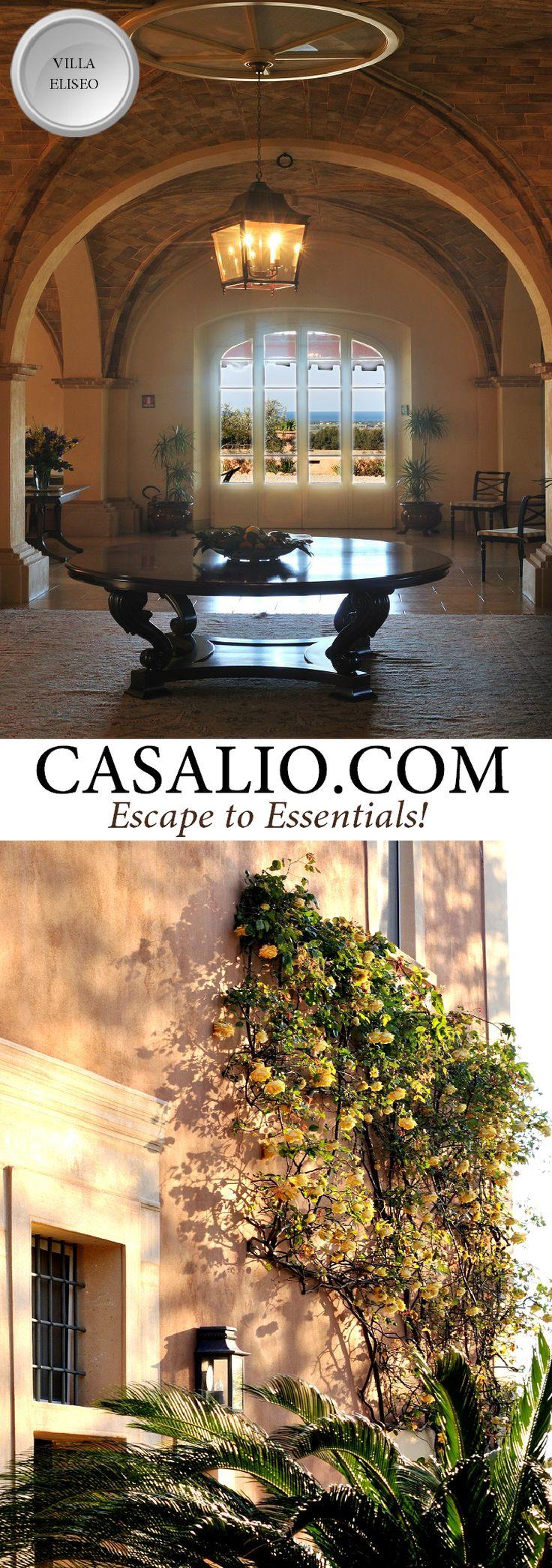 Luxury Villa Rental in Tuscany - Villa Eliseo || Italy - Tuscany || Set among the hills of the Vald Orcia