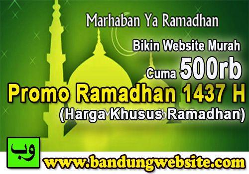 Promo Ramadhan 1437 H