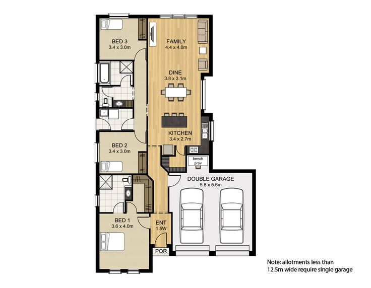 Camden 130   Home Designs   Sterling Homes   Home Builders Adelaide